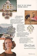 1968 Sarah Coventry: What in the world inspires Sarah Print Ad (13056)
