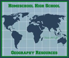 Homeschool High School Geography Resources is a round up of our most used geography tools being used alongside our North Star Geography curriculum.