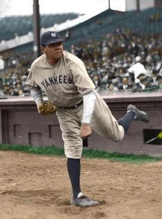 Babe Ruth - NY Yankees