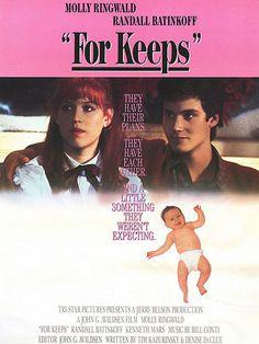 High school senior and aspiring journalist Darcy (Molly Ringwald) accidentally gets pregnant by her steady boyfriend, Stan (Randall Batinkoff).
