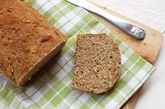 Szupergyors zabpelyhes kenyér recept | Étel, ital, kicsi Vú