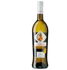 Hidalgo La Gitana Manzanilla Sherry A bone-dry sherry from the well-regarded house of Hidalgo. Crisp and fresh with a salty tang from the sea breezes in Sanlucar.in the Wines from Spain Awards 2014 (Barcode EAN=8411705100117) http://www.MightGet.com/january-2017-13/hidalgo-la-gitana-manzanilla-sherry.asp