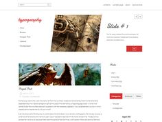 Typography is one of the best stylish and clean themes for personal WordPress blog. It has designs which are good-looking. It comes with advanced features allows you to make changes to the theme without code editing.