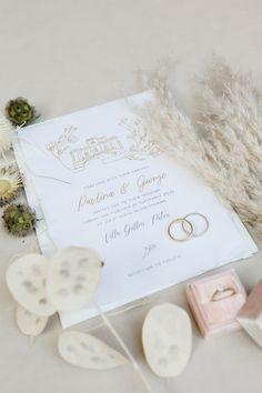 Hand painted   Customized #weddinginvitation #amandavlastara Greece, Destination Wedding, Wedding Invitations, Place Card Holders, Hand Painted, Weddings, Invitation Ideas, Greece Country, Wedding