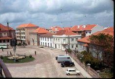 Largo do Cinema  Guarda Cinema, Mansions, House Styles, Home Decor, City, Nature, Movie Theater, Mansion Houses, Movies