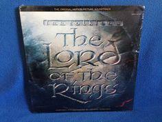SEALED RARE Vintage Lord Of The Rings  Original by sweetleafvinyl