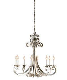 Curry, antique silver, 32 wide by 36 high, $1,276