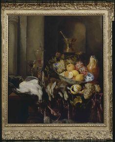 ca 1620 - Beyeren, Abraham van - Stilllife - Scottish National Gallery; permanente uitleen Ger Eenens Collection The Netherlands