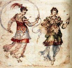 Storia della danza in pillole – La danza nel Seicento (seconda parte)