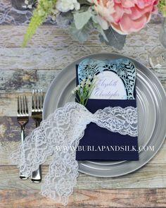 Navy Blue Napkins, Navy Blue Napkin for Weddings | Wholesale Cloth Napkins