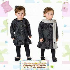 Cantinho Infantil da Bia: Moda Inverno Infantil: Folk