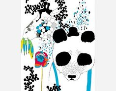 Unessa fabric by Marimekko