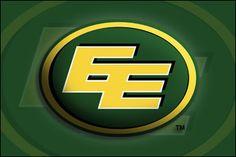 Edmonton Eskimos football!