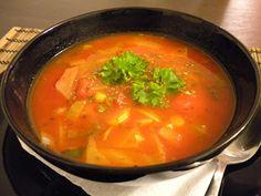 Cookingaround : Magic Diet Soup - 7 Day Crash Diet Plan.