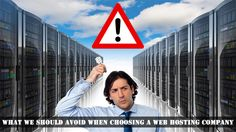 Here are some tips about what to avoid when choosing a web hosting company. Perform some analysis by reading honest customer reviews.