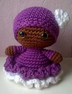 (4) Name: 'Crocheting : Amigurumi Doll Pattern