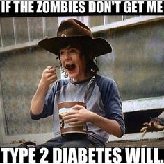 Brace yourselves: Walking Dead pudding memes are coming.