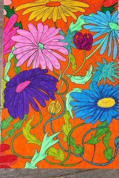 Kleurplaten Volwassenen Ingekleurd.11 Inspirerende Afbeeldingen Over Kleuren Voor Volwassenen