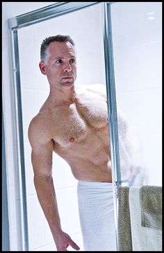"""nsfw-guys: """" Wow – who is THIS? I mean besides my next husband. """" NSFW-GUYS CLASSIC SILVER FOX"""