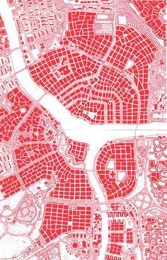 city map: Vuurscherdam