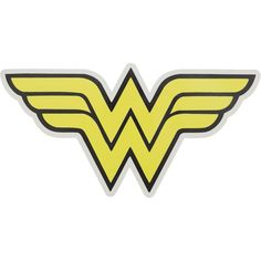 Wonder Woman Outdoor Large Decal - Showcase your love for superheroes by posting the Warner Bros. It can be applied to concrete, brick, asphalt, stone or metal surfaces. It is perfect for the patio or backyard. Wonder Woman Birthday, Wonder Woman Party, Wonder Woman Logo, Superhero Party, Superhero Logos, Supergirl, Anniversaire Wonder Woman, Tattoos For Women On Thigh, Outdoor Logos