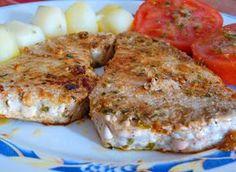 Cocina fácil: Lomo de atún a la plancha