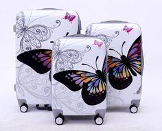 cestovní kufry BUTTERFLY