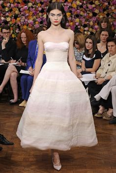 Christian Dior Fall Couture 2012