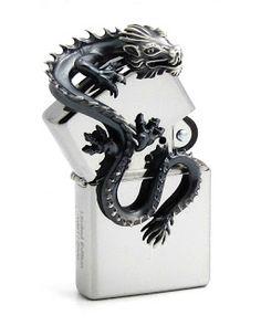zippo, dragon, limited, open, catalogo aleman,
