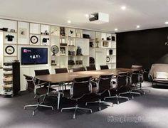 Thiết kế nội thất văn phòng họp nghệ thuật 1