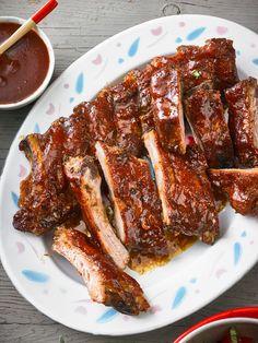 Köstliche BBQ Spareribs für Smoker und Backofen