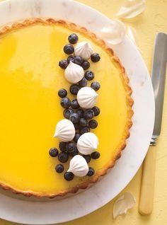 Le meilleur des deux mondes pour les mères dont le cæur balance entre le gâteau au fromage et la tarte au citron. Cake Cookies, Cupcake Cakes, No Bake Desserts, Dessert Recipes, Japanese Cake, Just Eat It, Fruit Tart, Pie Dessert, Tart Recipes