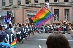 NYC Pride Parade Nyc Pride Parade, Manhattan, Personal Style, Blog, Blogging
