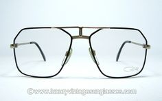 Cazal 721 col 302 West Germany: Original Vintage Sunglasses from'80s.