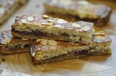 Low Carb Almond Slices - Bakewell Copy Cat - Move over Mr. Kipling These Almond Slices are Amazingly good and low carb to boot! Only 1.4 grams of carbs per serving! Note: full sugar version available as well!