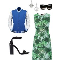 """""""SPORTY CHIC"""" by lama-elhanan on Polyvore"""