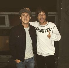 Niall and Louis, bebes