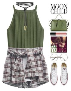 """""""~Eclipse~"""" by amethyst0818 ❤ liked on Polyvore featuring Converse, Jil Sander and Bare Escentuals"""