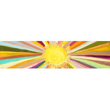 """Little Sunshine"" by Eli Halpin Painting Print on Wrapped Canvas"