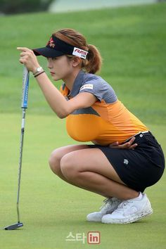 Girls Golf, Ladies Golf, Women Golf, Golf Attire, Golf Outfit, Sexy Golf, Best Sports Bras, Golf Wear, Golf Humor