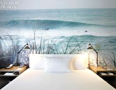 Coastal Bedroom Design Ideas from Hotels