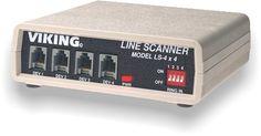Viking Line Scanner-Modem Pool