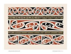 Our abstract art prints offer something a little different. Maori Patterns, Maori Designs, Maori Art, Abstract Canvas Art, Art For Art Sake, Painting Patterns, Home Art, Decorative Boxes, Carving