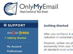 OnlyMyEmail Personal (2013) totally lives up to its name. Put it in charge of spam filtering and the only thing in your Inbox will be your email, no spam or other trash. [4.5 out of 5 stars]