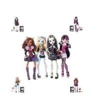 muñecas Monster High.Monster High con Diario secreto