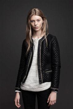 Zara Women Dresses September 2012 Lookbook