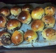 home made pangoccioli. .... giusto una cosetta così :)
