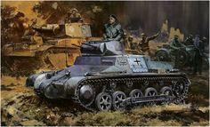 Panzer I Ausf. B.