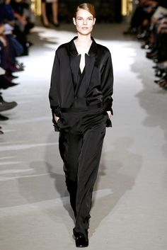 Stella McCartney RTW A/W 2011/12.  Model - Suvi Koponen.