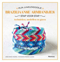 Wil je weten hoe je andere armbandjes dan Loom kunt maken? Kijk dan ook eens naar deze Braziliaanse armbandjes!